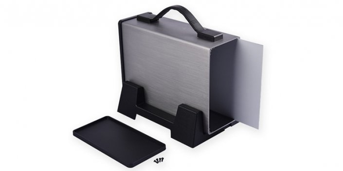 Anodized Aluminium sub-sub category Portable